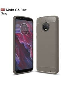 Lenovo Moto G6 Plus Carbon Fiber Case