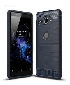 Sony Xperia XZ2 Compact Carbon Fiber Case