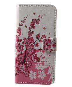 Huawei P20 Lite Pattern Leather Case
