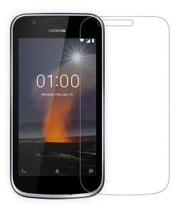 Nokia 1 Tempered Glass Panssarilasi