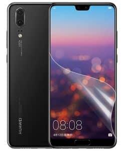 Huawei P20 Clear LCD Suojakalvo