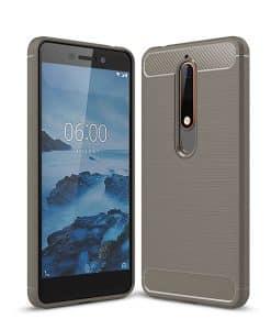 Nokia 6 (2018) Carbon Fiber Case