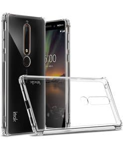 Nokia 6 (2018) IMAK Clear Soft Case
