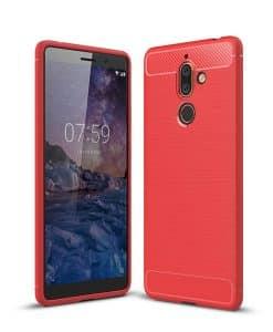 Nokia 7 Plus Carbon Fiber Case