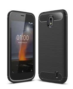 Nokia 1 Carbon Fiber Case