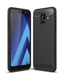 Samsung Galaxy A6 Carbon Fiber Case