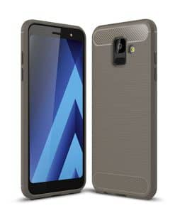 Samsung Galaxy A6 Carbon Fiber Case