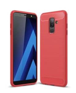 Samsung Galaxy A6 Plus Carbon Fiber Case