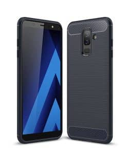 Samsung Galaxy A6 Plus Carbon Fiber Case