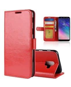 Samsung Galaxy A6 Crazy Horse Suojakotelo