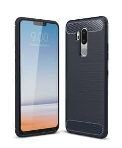 LG G7 ThinQ Carbon Fiber Case