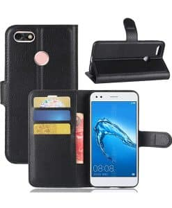 Huawei P9 Lite Mini Wallet Leather Case