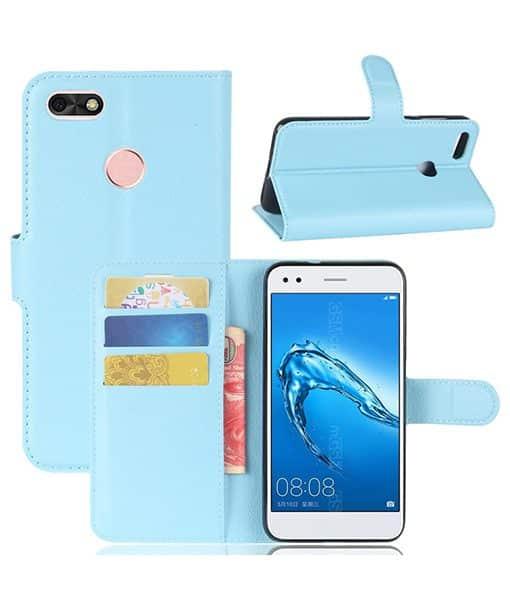 Huawei P9 Lite Mini Wallet Leather Case