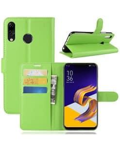 Asus ZenFone 5/5Z Wallet Leather Case