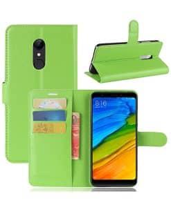 Xiaomi Redmi 5 Wallet Leather Case