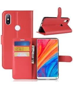Xiaomi Mi Mix 2S Wallet Leather Case