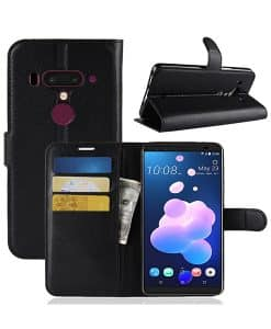 HTC U12+ Wallet Leather Case