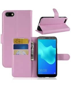 Huawei Y5 2018 Wallet Leather Case
