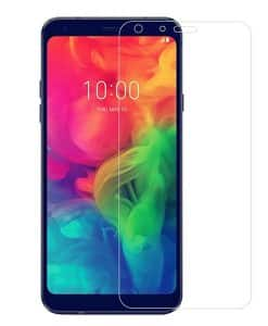LG Q7 Tempered Glass Panssarilasi