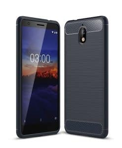 Nokia 3.1 (2018) Carbon Fiber Case