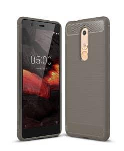 Nokia 5.1 (2018) Carbon Fiber Case
