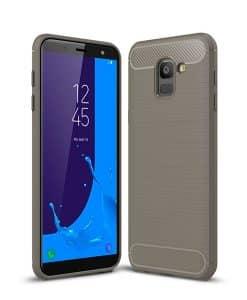 Samsung Galaxy J6 2018 Carbon Fiber Case