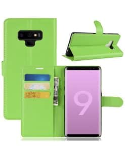 Samsung Galaxy Note 9 Wallet Leather Case