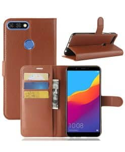 Huawei Honor 7C Wallet Leather Case