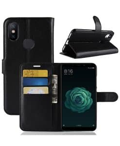 Xiaomi Mi A2 Wallet Leather Case