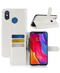 Xiaomi Mi 8 Wallet Leather Case