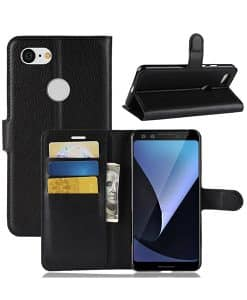 Google Pixel 3 Wallet Leather Case