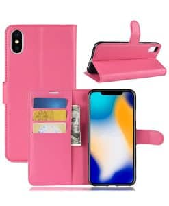 Apple iPhone Xs Max Wallet Cover