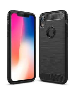 Apple iPhone Xr Carbon Fiber