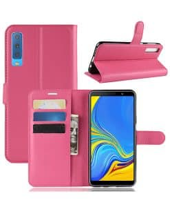 Samsung Galaxy A7 2018 Wallet Leather Case