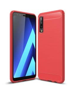 Samsung Galaxy A7 2018 Carbon Fiber