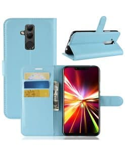 Huawei Mate 20 Lite Wallet Leather Case