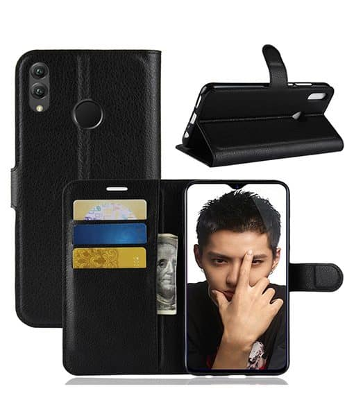 Huawei Honor 8X Wallet Leather Case