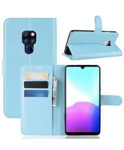 Huawei Mate 20 Wallet Leather Case