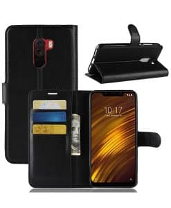 Xiaomi Pocophone F1 Wallet Leather Case