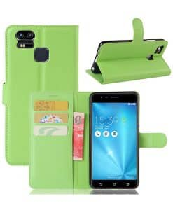 Asus ZenFone Zoom S Wallet Leather Case