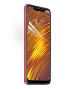 Xiaomi Pocophone F1 Clear LCD Suojakalvo