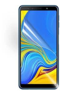 Samsung Galaxy A7 2018 Clear LCD Suojakalvo