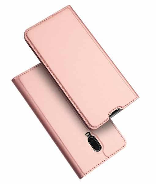 OnePlus 6T Dux Ducis Flip Cover