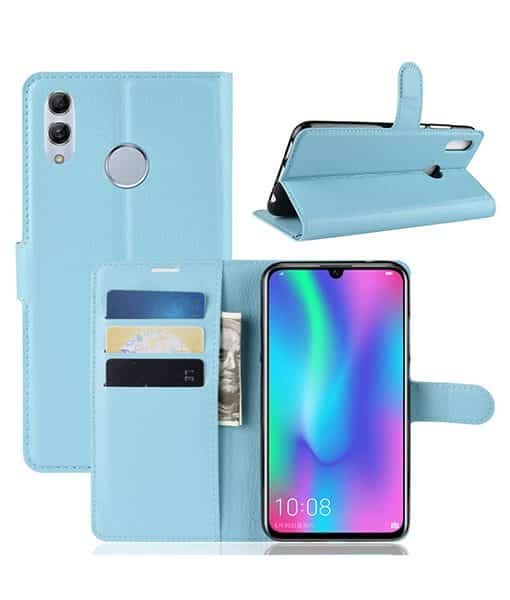 Huawei Honor 10 Lite Wallet Leather Case
