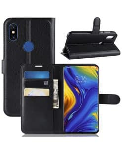 Xiaomi Mi Mix 3 Wallet Leather Case