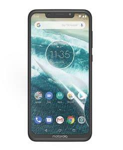 Motorola One Clear LCD Suojakalvo