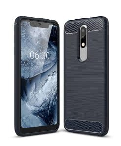 Nokia 5.1 Plus Carbon Fiber