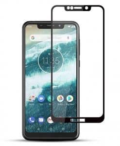 Motorola One MOCOLO 2.5D Panssarilasi, Kirkas (1)