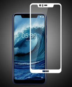 Nokia 5.1 Plus MOCOLO 2.5D Panssarilasi (3)