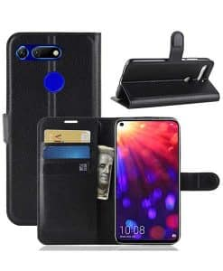 Honor View 20 Wallet Leather Case